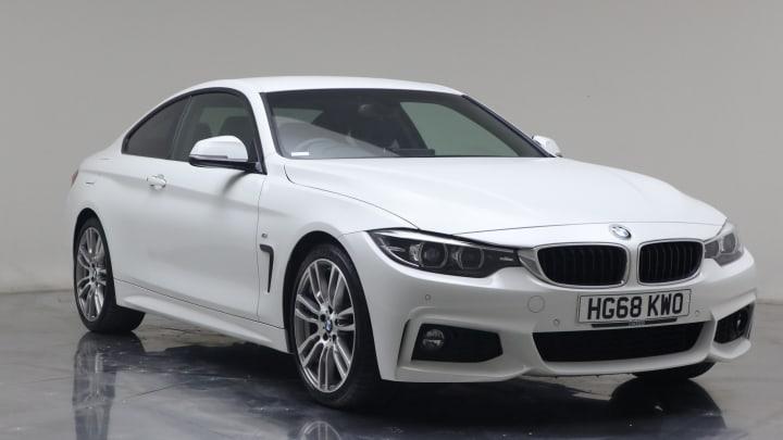 2018 used BMW 4 Series 2L M Sport 430i