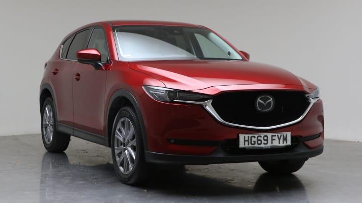 2020 Used Mazda CX-5 2L Sport Nav+ SKYACTIV-G