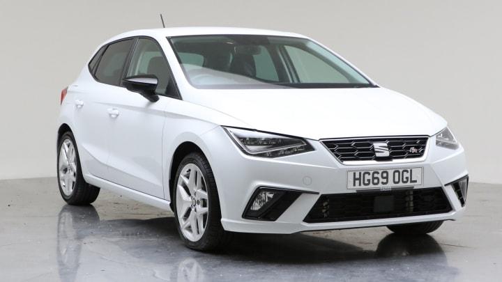 2020 Used Seat Ibiza 1.6L FR TDI