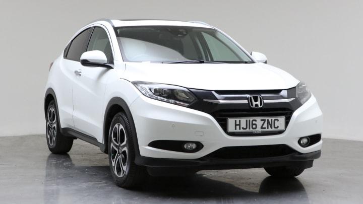 2016 Used Honda HR-V 1.6L EX i-DTEC