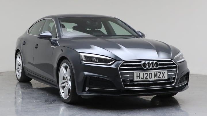 2020 Used Audi A5 2L S line TDI