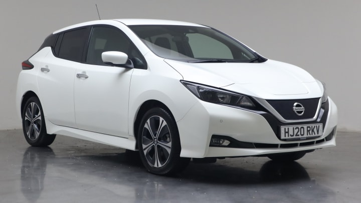 2020 used Nissan Leaf N-Connecta