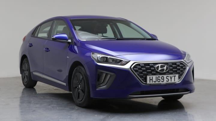 2020 Used Hyundai Ioniq 1.6L SE Connect h-GDi