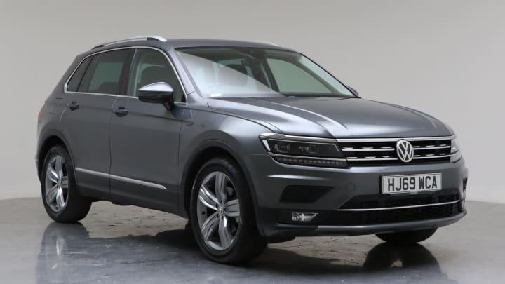 2019 Used Volkswagen Tiguan 1.5L SEL TSI