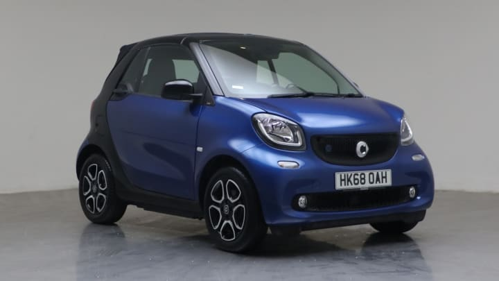 2019 Used Smart fortwo Prime
