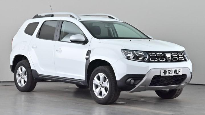 2019 Used Dacia Duster 1L Comfort TCe