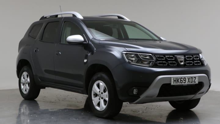 2019 Used Dacia Duster 1.3L Comfort TCe