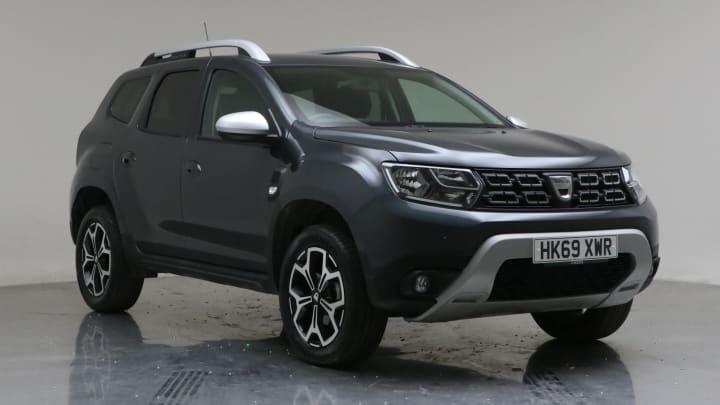 2019 Used Dacia Duster 1.3L Prestige TCe