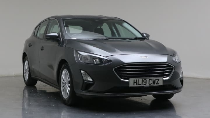 2019 Used Ford Focus 1.5L Titanium EcoBoost T