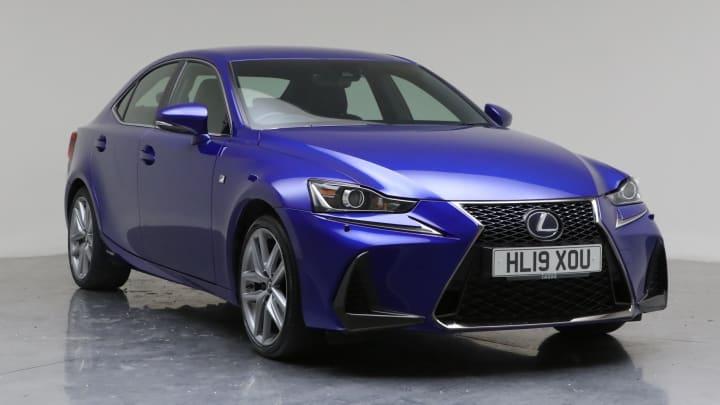 2019 Used Lexus IS 300 2.5L F Sport