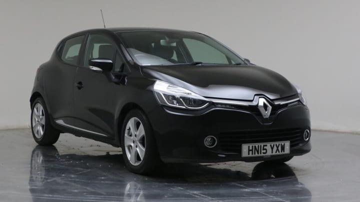2015 Used Renault Clio 1.5L Dynamique Nav ECO dCi
