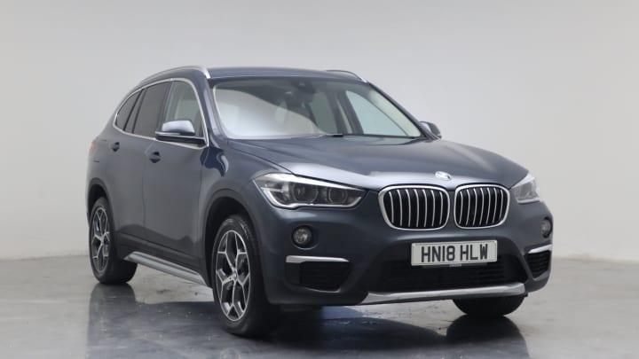 2018 Used BMW X1 2L xLine 20i