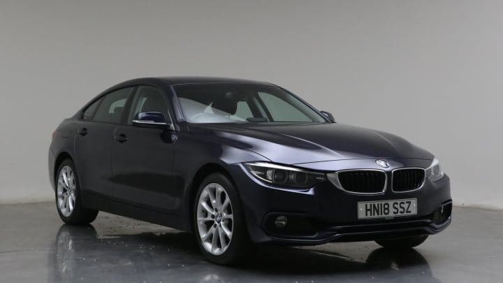 2018 Used BMW 4 Series Gran Coupe 2L Sport 420i