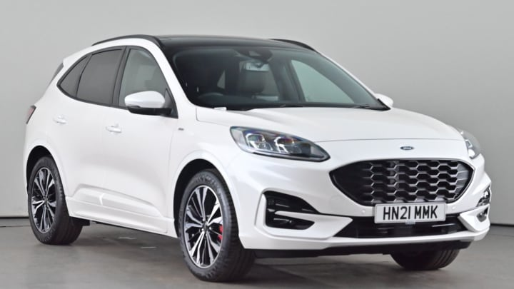 2021 Subscription Ford Kuga 1.5L ST-Line X Edition EcoBoost T