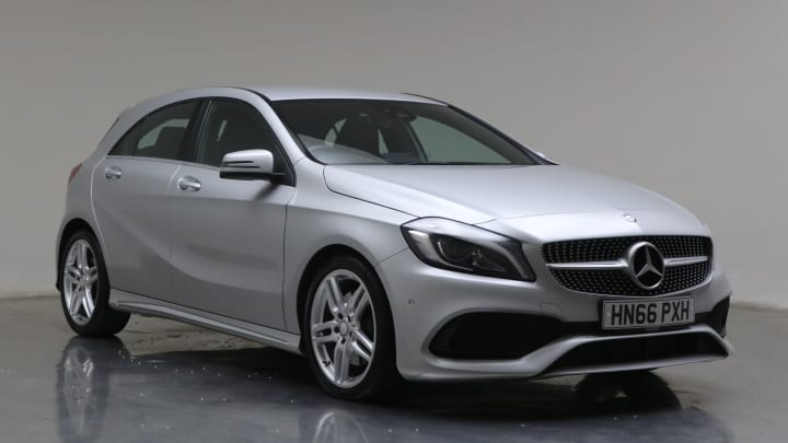 2017 used Mercedes-Benz A Class 2.1L AMG Line A220d