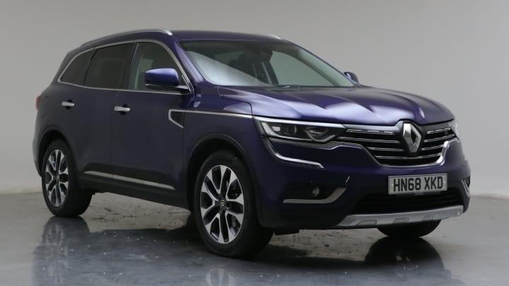 2018 Used Renault Koleos 2L Iconic dCi