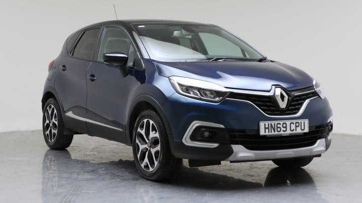 2019 Used Renault Captur 0.9L GT Line TCe