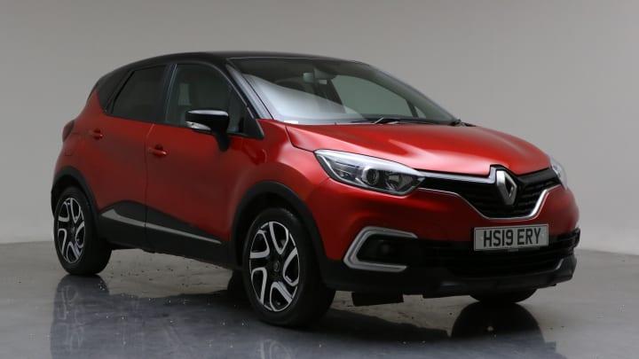 2019 Used Renault Captur 1.5L Iconic dCi