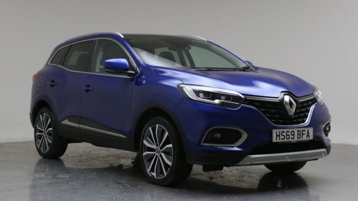 2020 Used Renault Kadjar 1.3L S Edition TCe