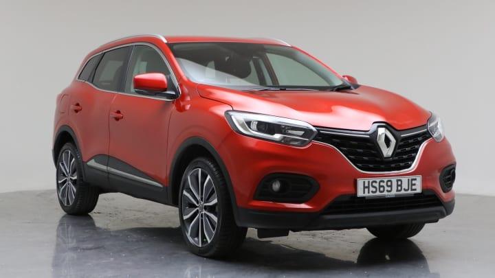 2020 Used Renault Kadjar 1.3L Iconic TCe