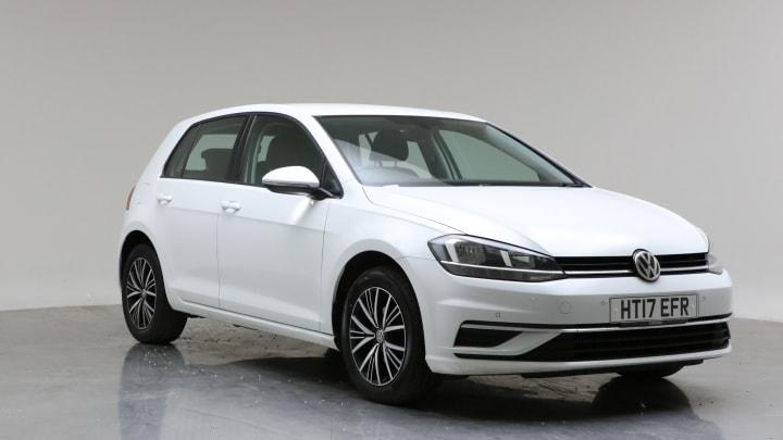 2017 Used Volkswagen Golf 1L SE Nav BlueMotion Tech TSI