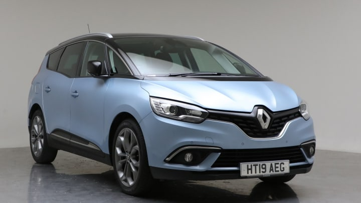 2019 Used Renault Grand Scenic 1.3L Iconic TCe