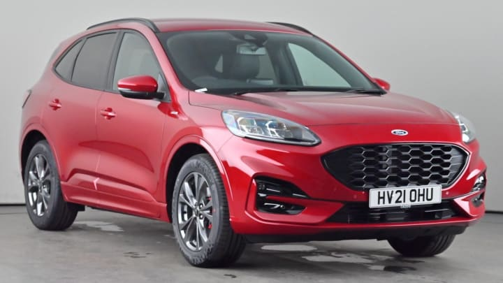 2021 Subscription Ford Kuga 1.5L ST-Line Edition EcoBoost T