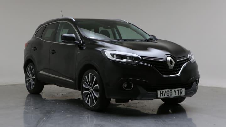 2018 Used Renault Kadjar 1.3L Signature Nav TCe