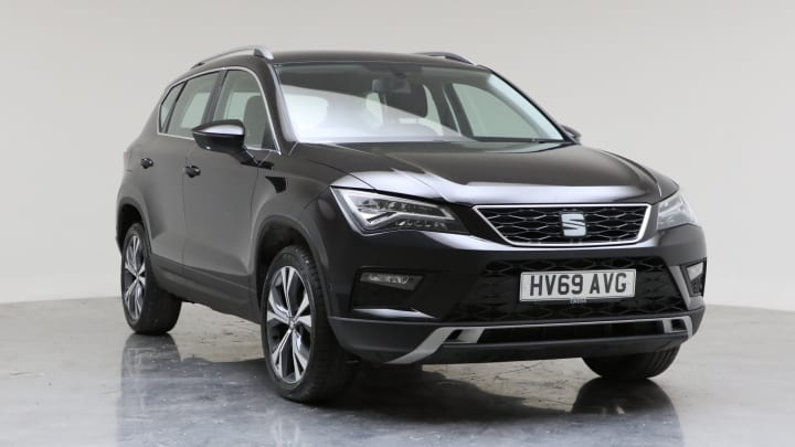 2020 Used Seat Ateca 1L SE Technology Ecomotive TSI