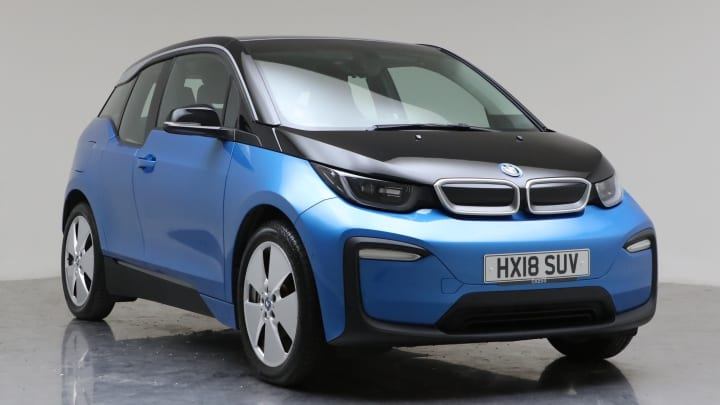 2018 Used BMW i3 21.6Wh
