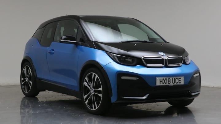 2018 Used BMW i3 S