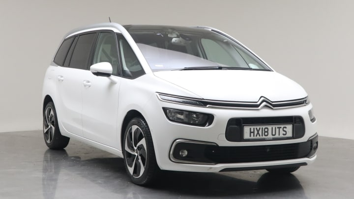 2018 Used Citroen Grand C4 Picasso 2L Flair BlueHDi