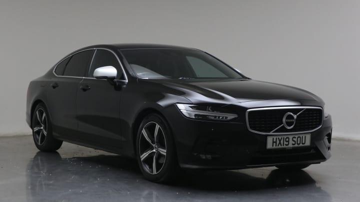 2019 Used Volvo S90 2L R-Design D4