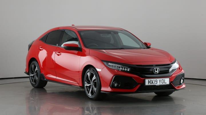 2019 used Honda Civic 1.5L Sport VTEC Turbo