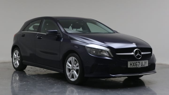 2017 Used Mercedes-Benz A Class 2.1L Sport A200d