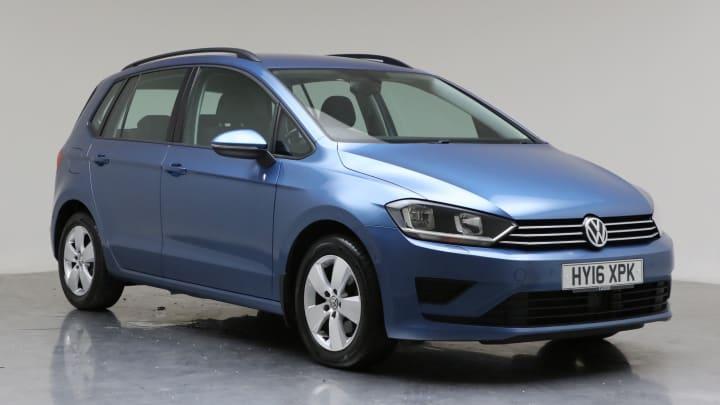 2016 Used Volkswagen Golf SV 2L SE BlueMotion Tech TDI