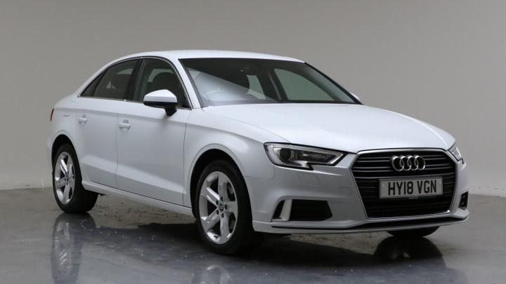 2018 Used Audi A3 1.6L Sport TDI