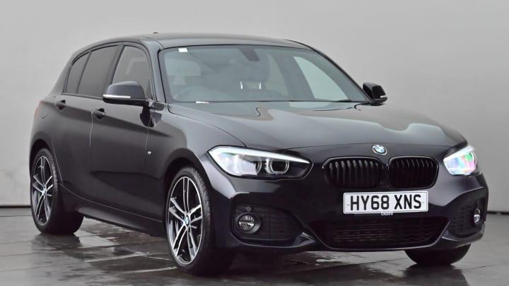 2018 used BMW 1 Series 2L M Sport Shadow Edition 118d