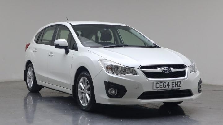 2015 Used Subaru Impreza 1.6L RC i