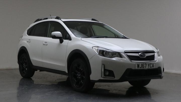 2017 used Subaru XV 2L SE Premium i