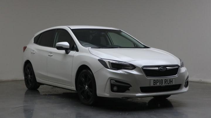 2018 used Subaru Impreza 2L SE i