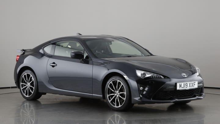 2019 used Toyota GT86 2L Pro Boxer D-4S