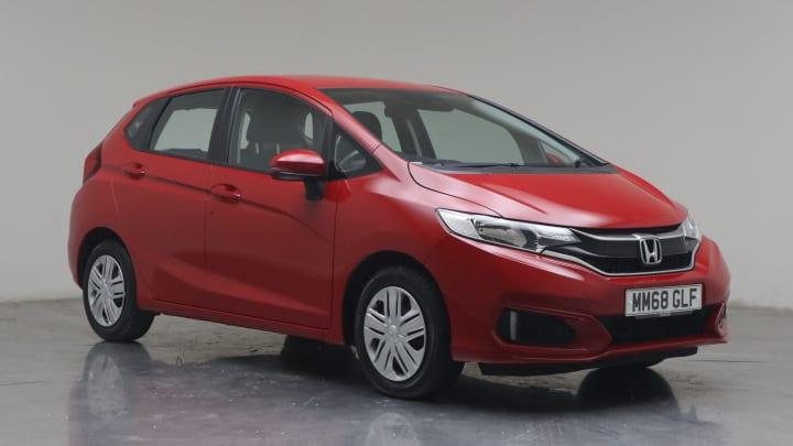 2019 used Honda Jazz 1.3L S i-VTEC