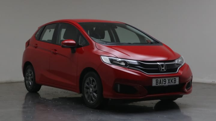 2019 used Honda Jazz 1.3L SE i-VTEC
