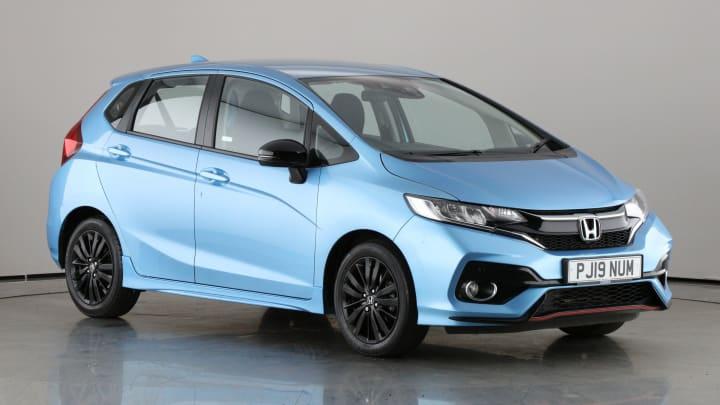 2019 used Honda Jazz 1.5L Sport i-VTEC