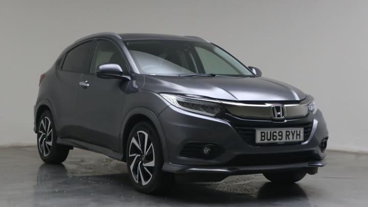 2019 used Honda HR-V 1.6L EX i-DTEC