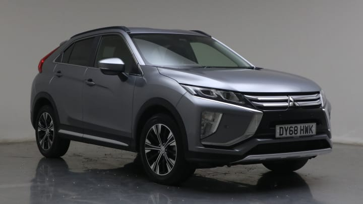 2018 Used Mitsubishi Eclipse Cross 1.5L 3 T