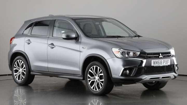 2018 used Mitsubishi ASX 1.6L Juro