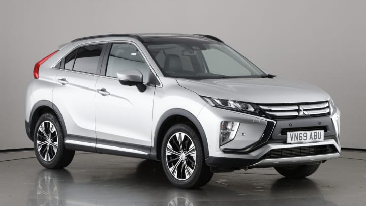 2019 used Mitsubishi Eclipse Cross 1.5L Exceed T