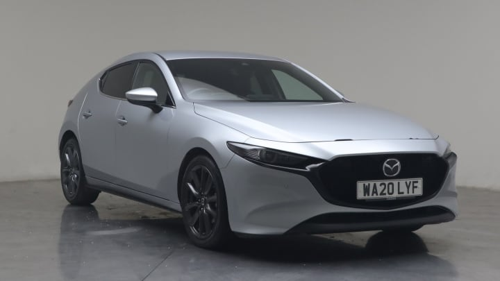 2020 used Mazda Mazda3 2L GT Sport SKYACTIV-G MHEV